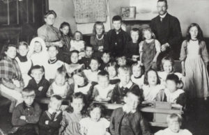 The Boatman's Institute Schoolroom, 1912 (Canal & Rivers Trust)