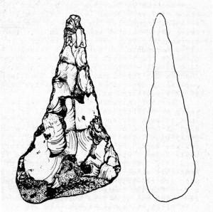 flint ficron axe