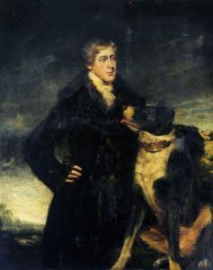 the 6th Duke of Devonshire