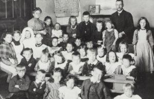 The Boatman's Institute Schoolroom, 1912 (Canal & Rivers Trust)
