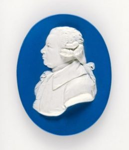 Wedgwood's medallion of Griffiths