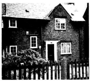 Phase 1 house, Whitestile Road