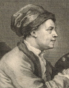 William Hogarth 1697-1764