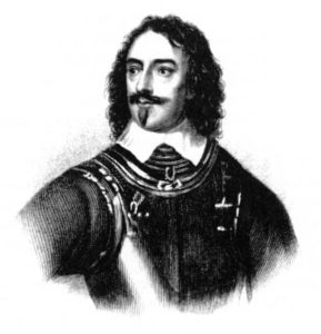 The Earl of  Essex, Commander of the parliamentarian army
