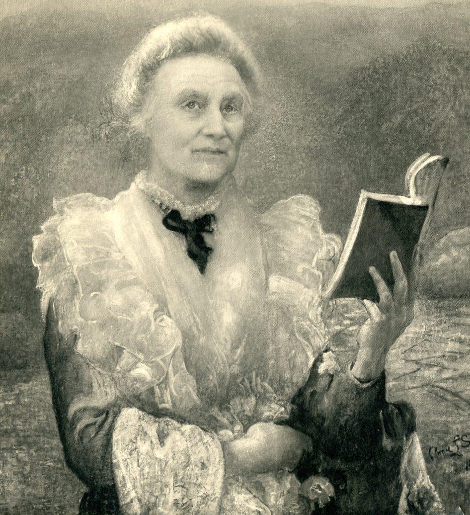 Alice Woods 1849-1941 (Courtesy of Brunel University London Archives)